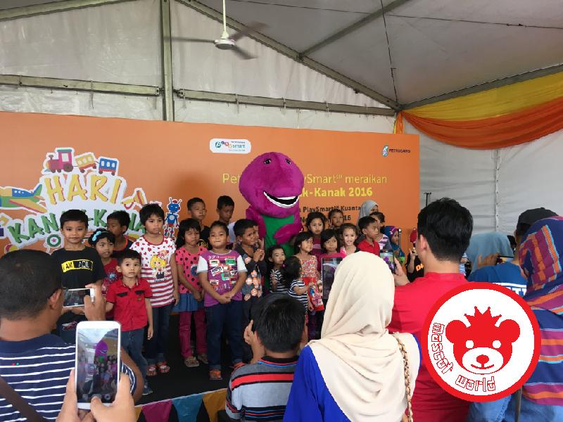 mascot rental malaysia